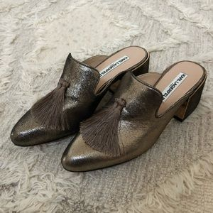 KARL LAGERFELD - brand new mules